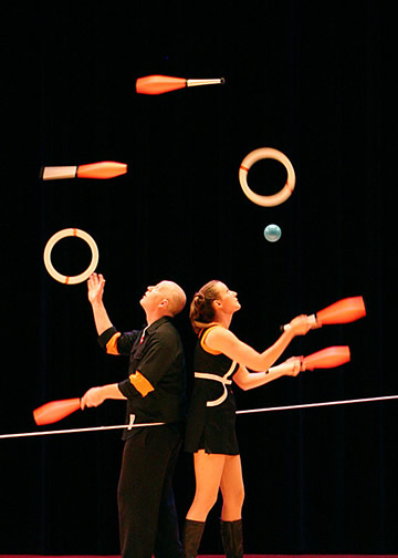 Asheville Juggling Festival - Institute of Jugglology